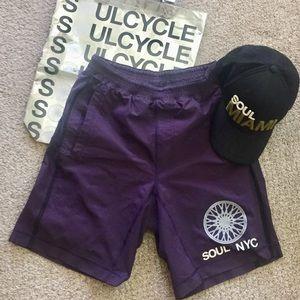 RARE Lululemon x SoulCycle Pacebreaker Shorts etc.